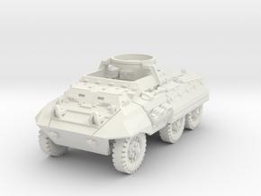 M20 Command Car mid 1/76 in White Natural Versatile Plastic