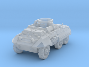 M20 Command Car mid 1/220 in Smooth Fine Detail Plastic