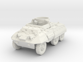 M20 Command Car late 1/100 in White Natural Versatile Plastic