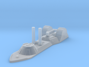 1/1000 USS Choctaw in Smooth Fine Detail Plastic