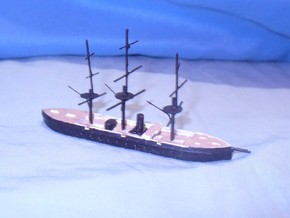 1/1250 Arapiles Ironclad in Smooth Fine Detail Plastic
