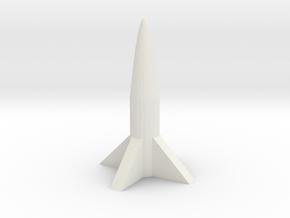 rocket iii in White Natural Versatile Plastic