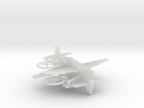 016E EMB-312 Tucano Pair 1/200 in Smooth Fine Detail Plastic