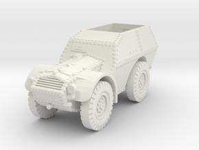 Autocarro Protetto 1/76 in White Natural Versatile Plastic