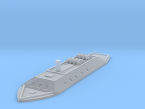 1/1200 CSS Louisiana in Smooth Fine Detail Plastic