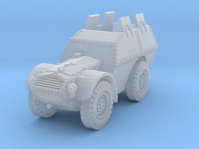 Autocarro Protetto (shields) 1/285 in Smooth Fine Detail Plastic
