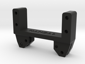 Servo on Axle Adapter V1.1a for Element Enduro Axl in Black Natural Versatile Plastic