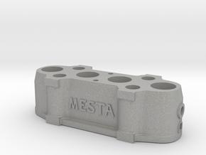 Mesta Stationary Crosshead for 50 Kiloton Forge  in Aluminum: 1:87 - HO