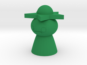 Kappa in Green Processed Versatile Plastic