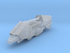 1/2700 Action V Freighter in Smoothest Fine Detail Plastic