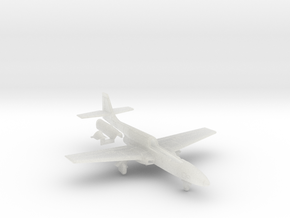 017B PZL TS-11 Iskra on the Ground - 1/144 in Smooth Fine Detail Plastic