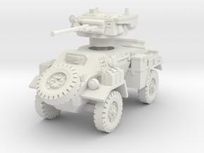 Humber Mk II 1/87 in White Natural Versatile Plastic
