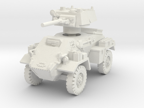 Humber Mk IV 1/100 in White Natural Versatile Plastic