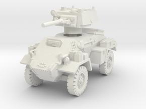 Humber Mk IV 1/72 in White Natural Versatile Plastic