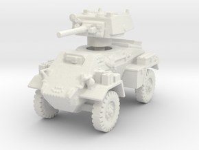 Humber Mk IV 1/120 in White Natural Versatile Plastic