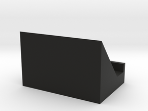 phone stand in Black Natural Versatile Plastic