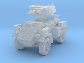 Fox Armoured Car 1/144 in Smooth Fine Detail Plastic