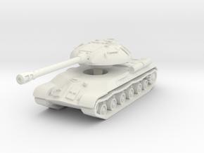 IS-3 Tank 1.100 in White Natural Versatile Plastic