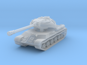 IS-3 Tank 1/144 in Smooth Fine Detail Plastic