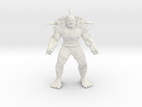 DOOMSDAY - Custom in White Natural Versatile Plastic