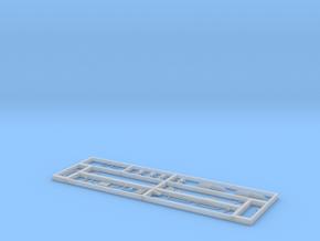 N scale - Scala N - sz 362 dettagli / details in Smooth Fine Detail Plastic