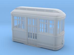 Hon2/Hof-TRAM-no drive in Smoothest Fine Detail Plastic