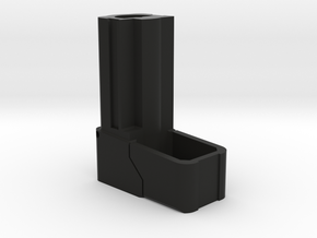 Front Mount for Strikeface for KWA Kriss Vector -  in Black Natural Versatile Plastic