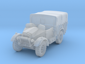 Morris CS8 (open) covered 1/285 in Smooth Fine Detail Plastic