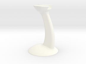Orko Stand for Super 7 5.5 figure in White Processed Versatile Plastic