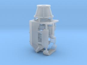 Richtsäule OGR7 (Maßstab 1:96) in Smooth Fine Detail Plastic