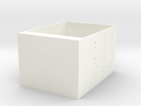 飾品架 Jewelry rack in White Processed Versatile Plastic: Small