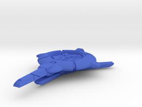 Proxis-v004 in Blue Processed Versatile Plastic