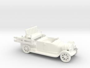 Beverly Hillbillies - Car in White Processed Versatile Plastic