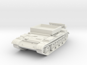 BTS-2 Recovery Tank 1/100 in White Natural Versatile Plastic