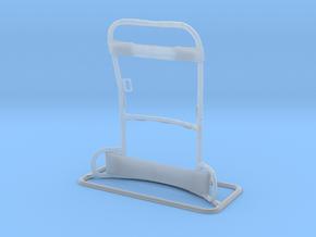 Lightweight Rucksack Frame 120mm in Smooth Fine Detail Plastic
