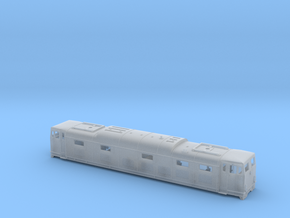 NS1500 in Smooth Fine Detail Plastic