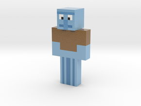 2019_08_11_squidward-tentacles-13317790 | Minecraf in Glossy Full Color Sandstone