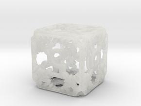 Snowflake Die in Smooth Fine Detail Plastic