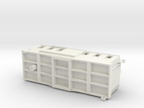 S USMRR WAYCAR in White Natural Versatile Plastic