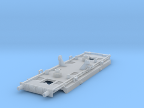 49570-Chassis-39-Speichenräder in Smooth Fine Detail Plastic