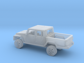 1/87 Late Model All Terrain PickUP Kit in Smooth Fine Detail Plastic