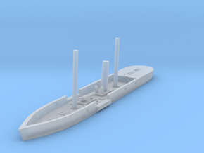 1/1200 USS Pequot (Le Terreur) in Smooth Fine Detail Plastic