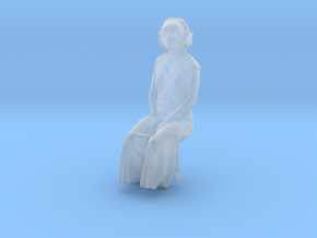 Printle C Femme 1366 - 1/48 - wob in Smooth Fine Detail Plastic