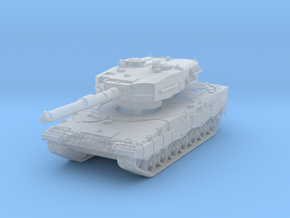Leopard 2A4 1/200 in Smooth Fine Detail Plastic
