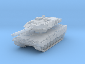 Leopard 2A5 1/285 in Smooth Fine Detail Plastic