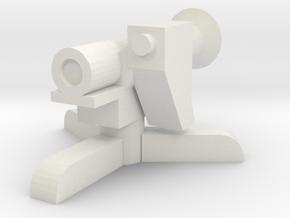 MILAN ATGM 1/35 in White Natural Versatile Plastic