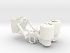 sus-04-2019 air-ride suspension for trailer in White Processed Versatile Plastic
