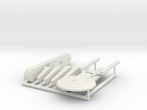 6k battleship excelsior 2000 in White Natural Versatile Plastic