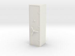 Large Safe 1/48 in White Natural Versatile Plastic