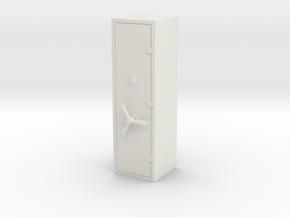 Large Safe 1/12 in White Natural Versatile Plastic